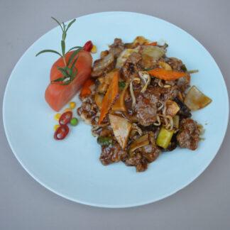 Jedi z govedino
